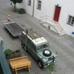 Freie Land Roverfahrzeug Werkstatt Berlin - Serie IIa 109