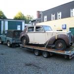 Freie Land Roverfahrzeug Werkstatt Berlin Spandau & Bentley MK VI