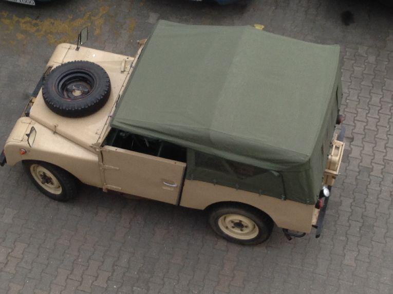 Land Rover Serie 1 - Tempo Werke