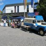 Freie Werkstatt für Land Roverfahrzeuge Berlin Spandau - Werbefahrzeugbau