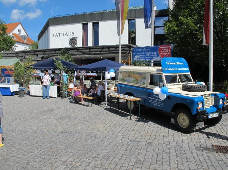 Freie Land Roverfahrzeug Werkstatt Berlin Spandau