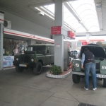 Freie Werkstatt für Land Roverfahrzeuge Berlin Spandau