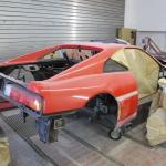 Freie Ferrarifahrzeug Werkstatt Berlin - Restauration Ferrari 348