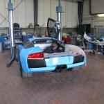Freie Lamborghini-Fahrzeug Werkstatt Berlin