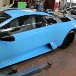 Lamborghini Murciélago Fahrzeug komplette Generlaüberholung