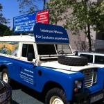 Freie Land Roverfahrzeug Werkstatt - Werbefahrzeugbau