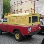 Land Rover Werbefahrzeugbau Berlin