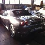 Freie Ferrarifahrzeug Werkstatt Berlin- Ferrari Italia