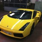 Freie Lamborghinifahrzeug Werkstatt Berlin