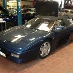 Freie Ferrari Fahrzeug Werkstatt Berlin Ferrari 348
