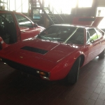Ferrari Fahrzeuge freie Werkstatt Berlin