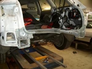 Audi Fahrzeug Unfallschadenbeseitigung Karosseriebau, A6 Audi Unfallschadenbseitigung