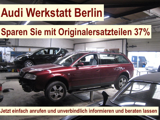 Audi Werkstatt Berlin