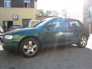 Audi A3 Fahrzeug Wartung, Service, Inspektion Berlin