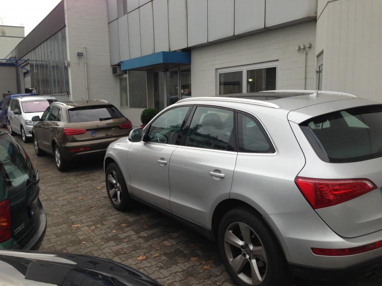Freie Audifahrzeuge Werkstatt Berlin