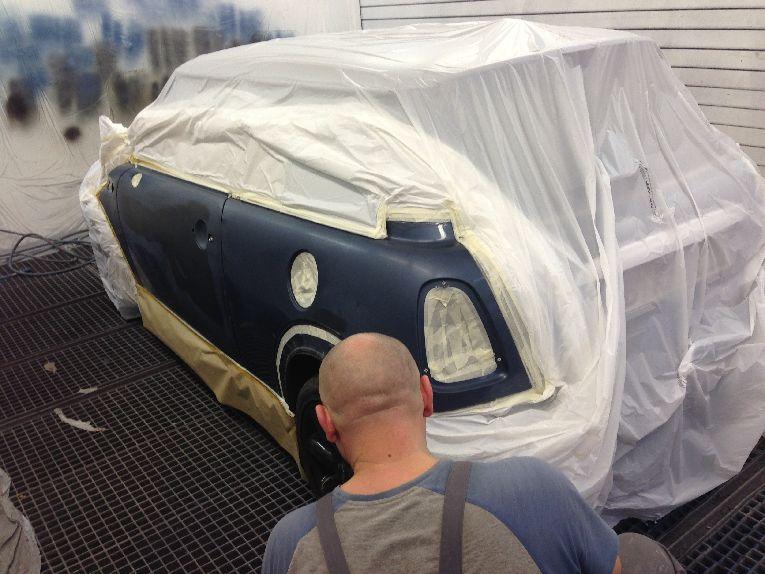 Frei Werkstatt für Mini Fahrzeuge