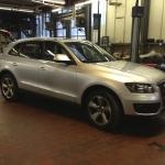 Audi Fahrzeug Wartung, Service, Inspektion Berlin