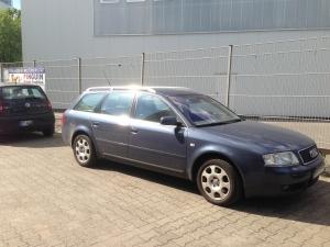 Freie Werkstatt für Audi Fahrzeuge