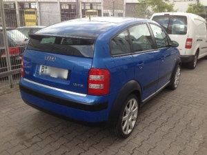 Audi Fahrzeug freie Werkstatt Berlin