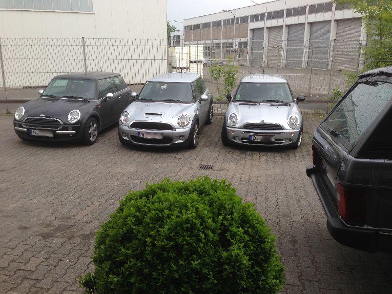 Mini Fahrzeuge freie Werkstatt Berlin