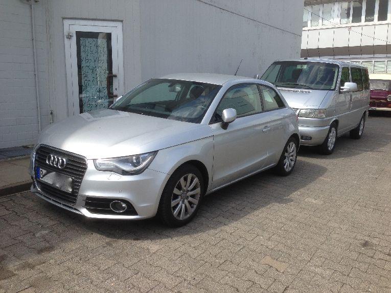 Audi-Fahrzeug freie Werkstatt Berlin