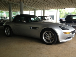 BMW Z8 - Wartung, Inspektion, Service