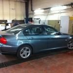 BMW Fahrzeug Service, Wartung, Inspektion Berlin Spandau