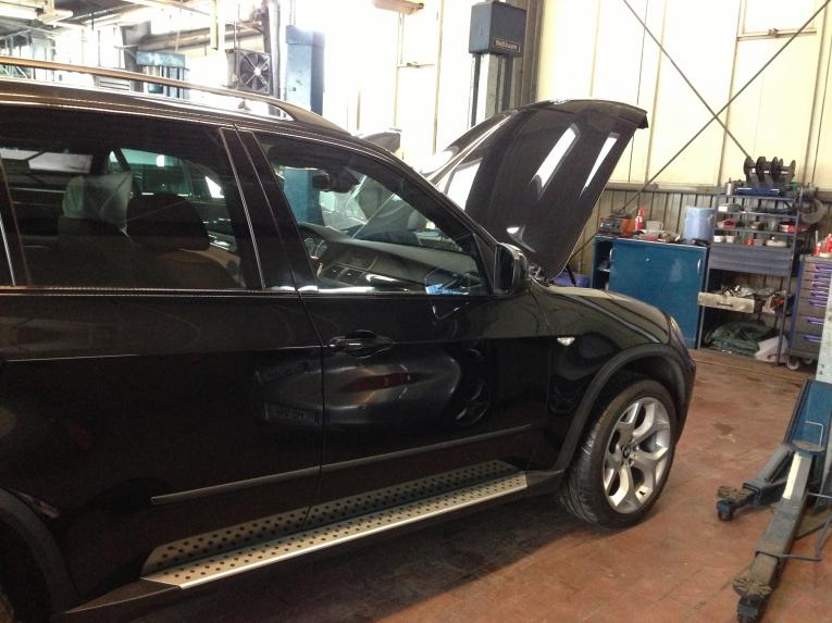 Freie BMW-Fahrzeug Werkstatt