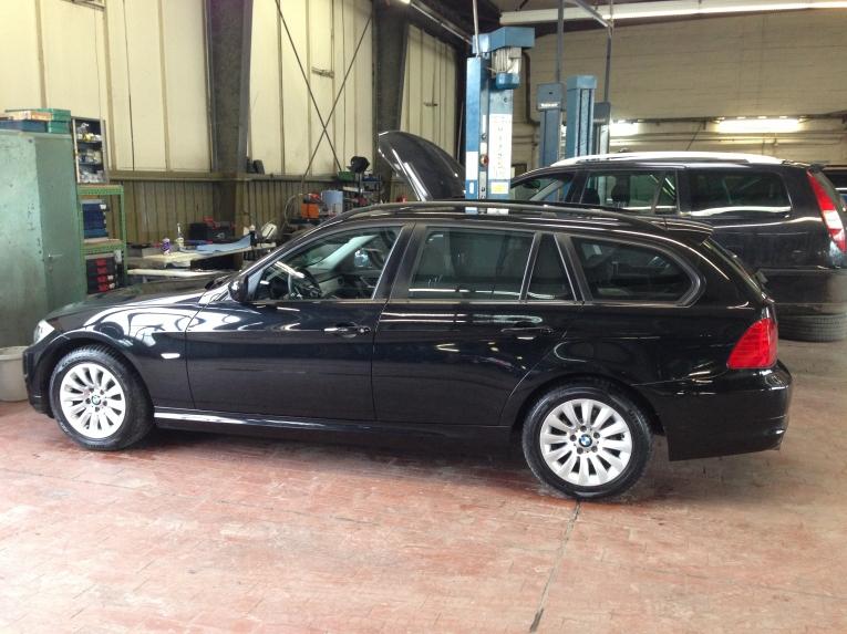 Freie BMW-Fahrzeug Werkstatt Berlin