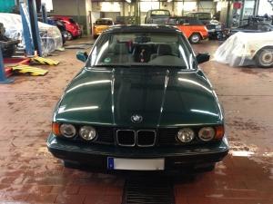 Freie BMWFahrzeug Werkstatt Berlin BMW 520i