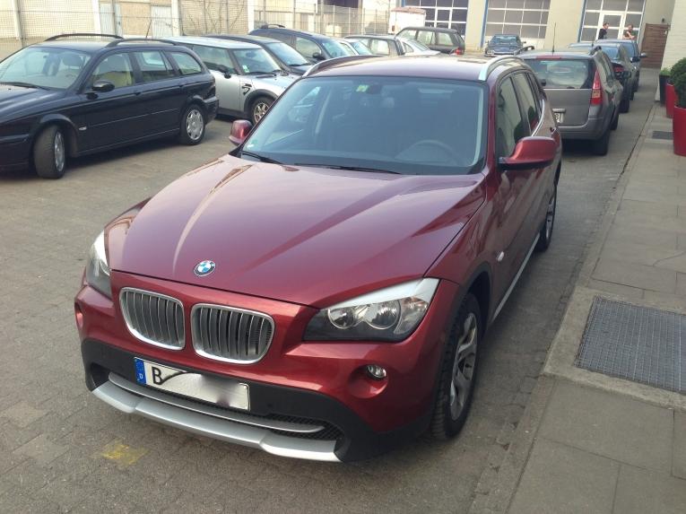 BMW-Fahrzeug freie Werkstatt Berlin Spandau