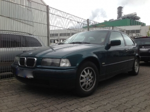 BMW 3er Youngtimer