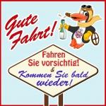 Autowerkstatt Autolackiererei Karosseriebau Pinguin Mobile Tradition