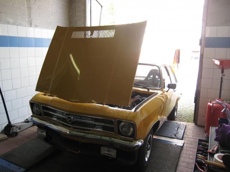 Freie Opel Fahrzeug Werkstatt Berlin