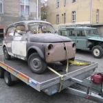 Freie Fiat Fahrzeug Werkstatt Berlin
