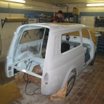 Fiat 600 Vollrestauration Berlin