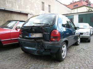 Opel Fahrzeug Unfallschadenbeseitigung Berlin - Freie Opel Fahrzeug Werkstatt Berlin
