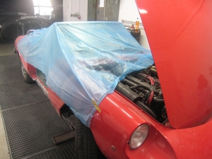 Alfa Romeo Spider Vollrestauration Berlin
