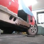 Alfa Romeo Spider Vollrestauration Berlin