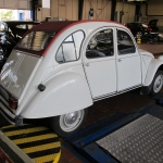 Citroen 2CV Restauration