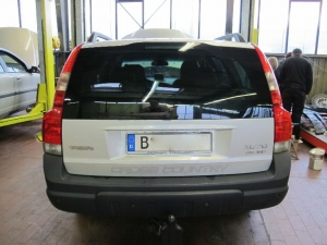 Volvo Fahrzeuge freie Werkstatt Berlin