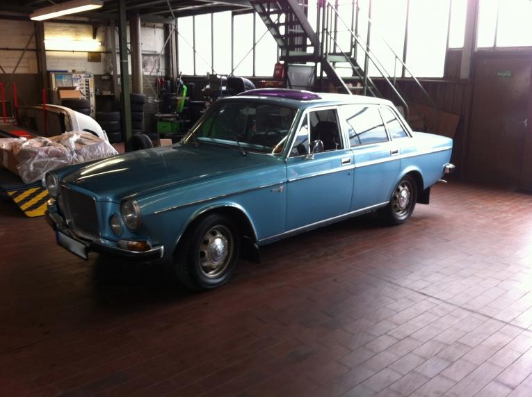 Volvo Fahrzeug Wartung, Service, Inspektion