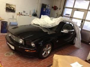 Ford-Fahrzeug Wartung, Service, Inspektion