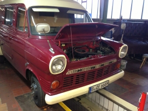 Ford, Wartung, Inspektion, Service