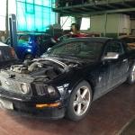 Freie Ford Mustang-Fahrzeug Werkstatt Berlin