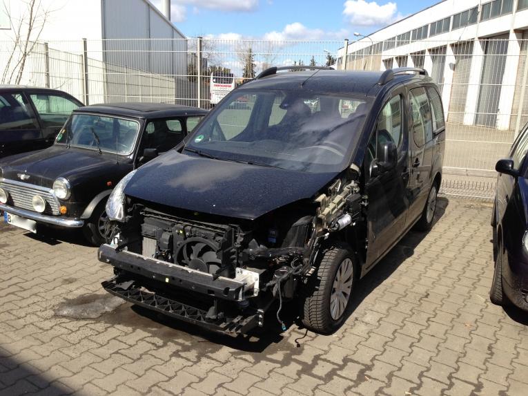 Freie Citroen-Fahrzeug Werkstatt Berlin
