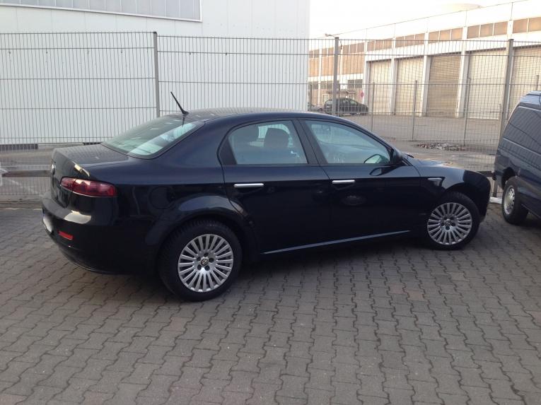 Alfa Romeo Fahrzeug Wartung, Service, Inspektion Berlin
