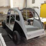 Freie Werkstatt für Citroen-Fahrzeuge