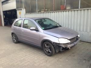 Opel Corsa Unfallschaden Beseitigung