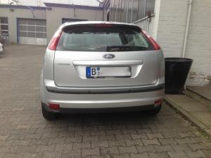 Ford Fahrzeuge freie Werkstatt Berlin